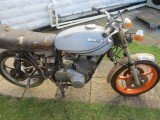 Laverda 500cc Alpino or Monjuic Racer Project