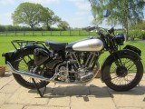 1938 Norton Superior (Brough) SS100 Matchless V1000