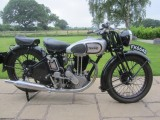 1935 Norton 498cc OHV and 1955 AJS Matchless 350cc G3L Comp  more details in the classic  Vintage section