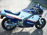 1985 Rothmans Honda NS400R  3 cylinder two stroke