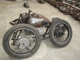 1940 Ariel Square 4 now with more parts,