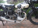 1930 Raleigh 500cc Twin Port OHV